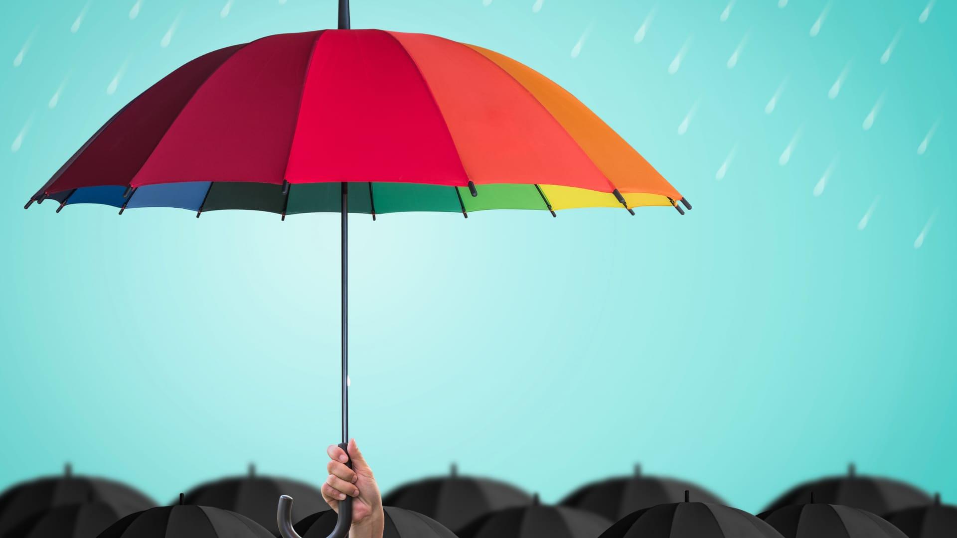 Una buona consulenza patrimoniale è come un ombrello che si apre al momento del bisogno