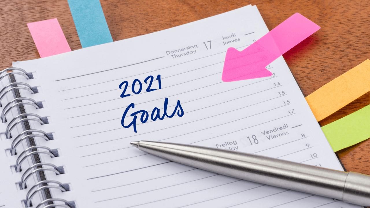 Obiettivi 2021 di Matteo Spairani