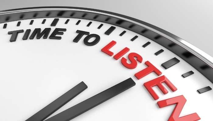 L'importanza dell'ascolto attivo del cliente