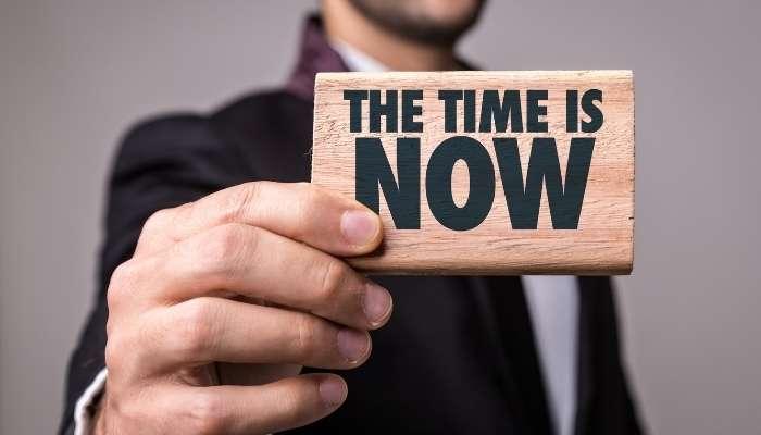 Il momento per impostare la strategia per raggiungere i propri obiettivi finanziari è adesso